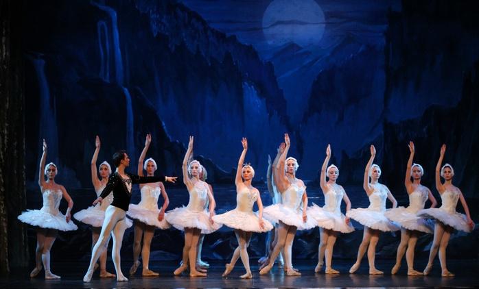 """""""Schwanensee"""" vom Klassischen Russischen Ballett aus Moskau an verschiedenen Terminen in 30 Städten (bis zu 61% sparen)"""