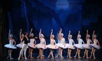 """2 Tickets für """"Schwanensee"""" aufgeführt vom Klassischen Russischen Ballett in verschiedenen Städten(bis zu 53% sparen)"""
