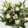 New Year Bouquet with Delivery