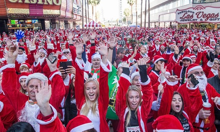 One or Two Entries to Las Vegas Great Santa Run, December 1, 2018 (Up to 30% Off)