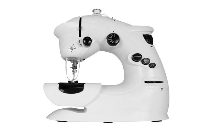 Máquina de coser Silvano | Groupon Goods