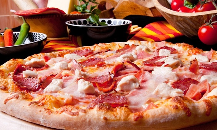 Johnny's Pizzeria - Sunset Park: Pizza, Pasta, and Sandwiches for Dine-In at Johnny's Pizzeria (40% Off)