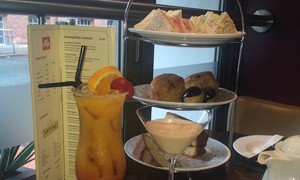 Cosmopolitan Hotel: Cocktail Afternoon Tea for Two or Four at Cosmopolitan Hotel