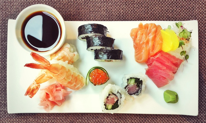 The Orient - Maynooth: Sushi Tasting Experience for Two or Four at The Orient Asian Restaurant