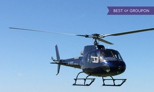 Heli Adventures: 34- or 50-Mile Jurassic Coast Tour with Optional Lyme Regis Tour from Heli Adventures