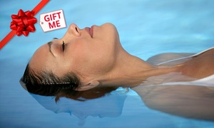 Float Mode: Isolation Tank Session - One ($29), Three ($79) or Five Sessions ($119) at Float Mode, CBD (Up to $259 Value)