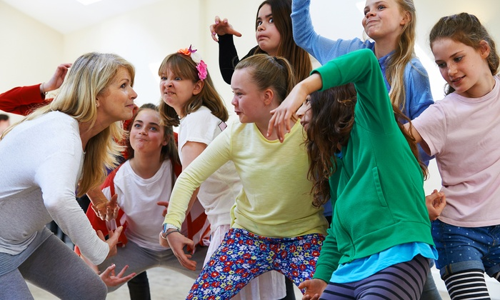 Rising Stars PAC - Rising Stars PAC: One-Week Dance Camp or Three-Week Musical-Theater Camp at Rising Stars PAC (Up to 51% Off)