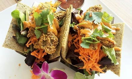 Vegan cuisine 118 degrees groupon for 118 degrees raw food cuisine