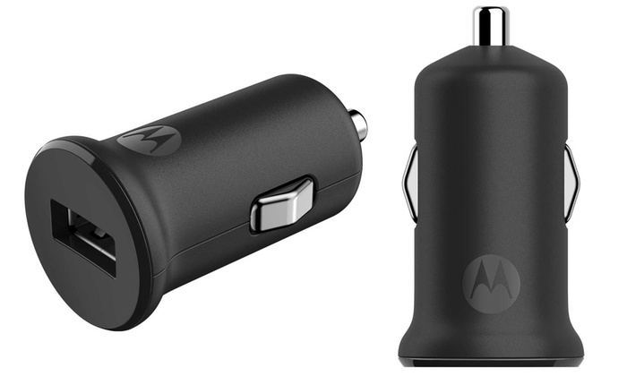 Up To 53% Off on Motorola 3.1AMP Fast Car Charger ...