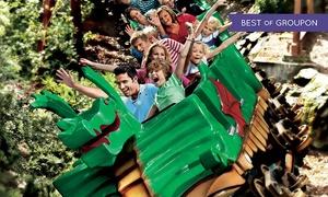 LEGOLAND Billund Resort: Familien-Tagesticket für 3, 4 oder 5 Personen für die Saison 2017 im LEGOLAND® Billund Resort (bis zu 50% sparen*)