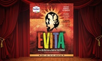 """Une place pour """"Evita"""" au Château du Karreveld lors du festival Bruxellons! les 3, 6 ou 7 sept à 20h45 dès 24,99€"""