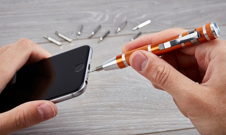 10-Piece Screwdriver Bit Pen Set