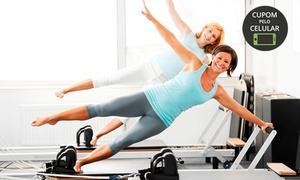 M.A Fisio Pilates: M.A. Fisio Pilates – Tamboré: 1, 3 ou 6 meses de pilates com equipamentos