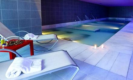 Areatza: 1 a 3 noches en habitación doble para 2 en media pensión con circuito termal en Hotel Balneario Areatza