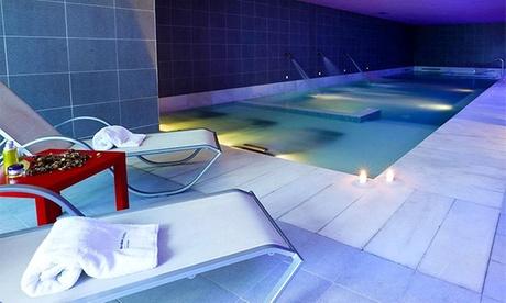 Areatza: 1 o 2 noches para 2 en media pensión, circuito termál y opción a masaje y baño en Hotel Balneario Areatza