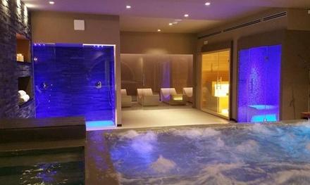 Spa di coppia da 3 ore con massaggio a scelta da 25 o 50 minuti e Prosecco al Contado Country Spa (sconto fino a 52%)