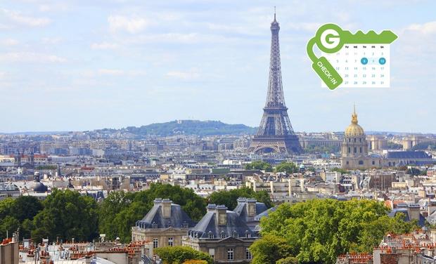 Ste art hotel lafayette paris ile de france groupon for Colazione parigi