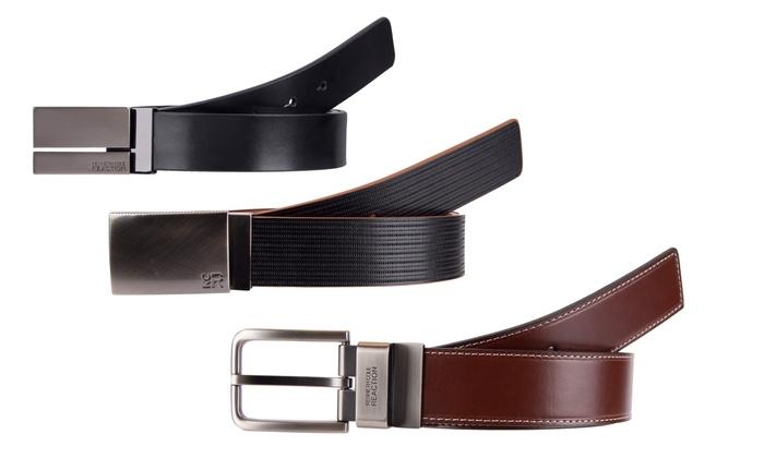 Kenneth Cole Men's Reversible Belts