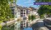 Cap Europe Appart Hotel - Cap Europe Appart Hotel: Strasbourg : 1, 3 ou 7 nuits en studio Supérieur/Appartement avec petit déjeuner au Cap Europe Appart'hôtel pour 2 ou 3