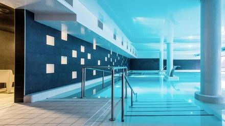 Zaragoza: 1, 2 o 3 noches para 2 con media pensión, detalle, balneario y opción a 2 masajes en Hotel Alhama de Aragón 4*