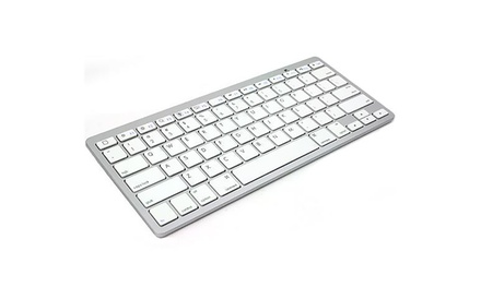 Wireless Bluetooth Compact Keyboard for £6.98