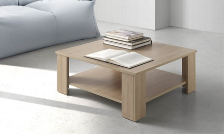 table basse milan groupon. Black Bedroom Furniture Sets. Home Design Ideas