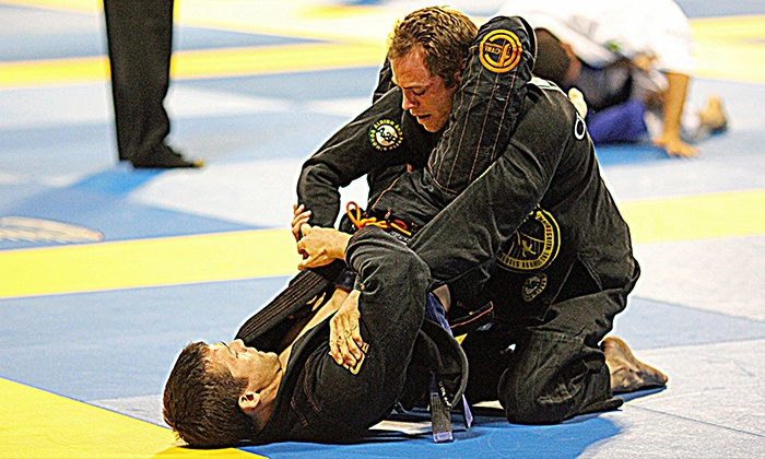 Synergy Brazilian Jiu-Jitsu - Rocklin: 10 or 20 Jiu-Jitsu Classes at Synergy Brazilian Jiu-Jitsu (Up to 79% Off)