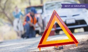 Emergency Assist Ltd: One-Year Full UK Motor Breakdown with Home Assistance from Emergency Assist Motor Breakdown (85% Off)