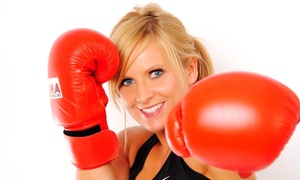 Fitness Hub: Up to 57% Off kickboxing•zumba•yoga•bootcamp at Fitness Hub