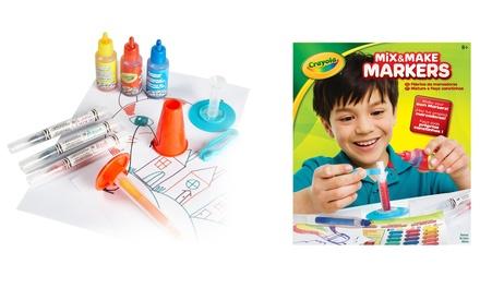 Crayola Mix and Make Markers