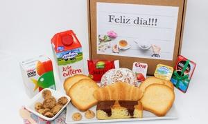Los Desayunos de la Abuela: Desayuno o merienda a domicilio en toda la península para 1 o 2 personas desde 19,95 € en Los Desayunos de la Abuela
