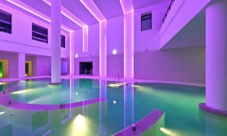 Circuito termal de 90 minutos y opción a baños con parafango en cabina para 2 personas desde 24,95€ en Spa Zen Balagares