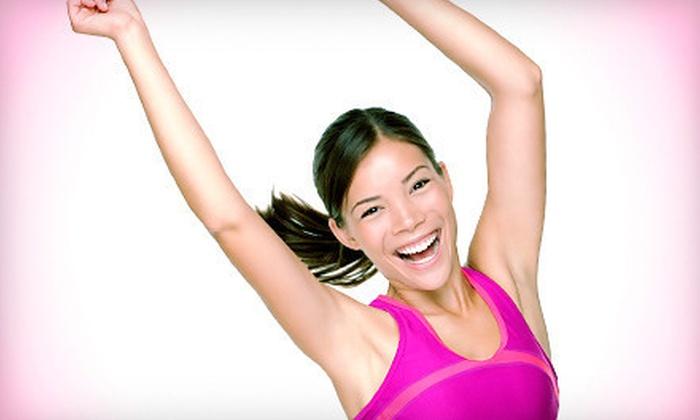Flirty girl fitness classes the