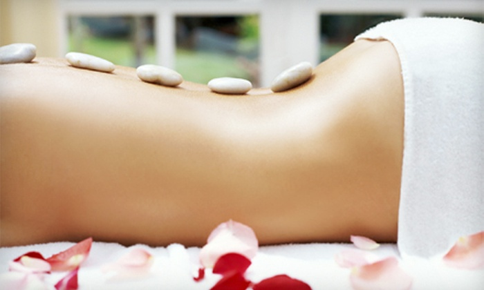 Spa Synergy - Garden Park: One or Two 60-Minute Hot-Stone or Deep-Tissue Massages at Spa Synergy (Up to 51% Off)