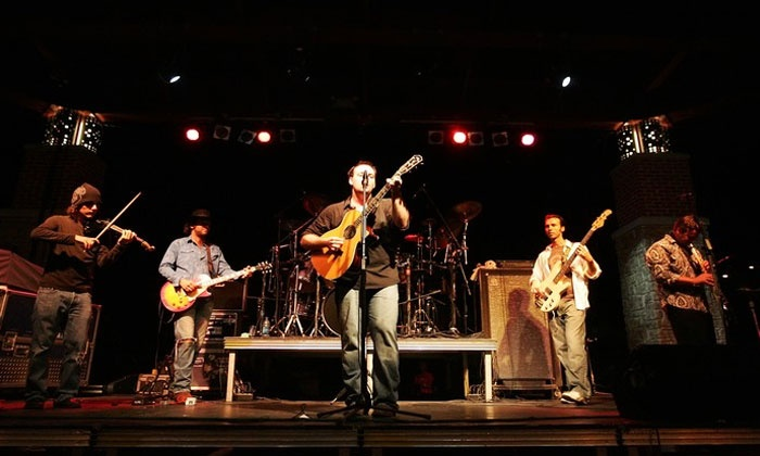 Dave Matthews Tribute Band - House of Blues Myrtle Beach: Dave Matthews Tribute Band at House of Blues Myrtle Beach on Saturday, April 2, at 8 p.m. (Up to 50% Off)