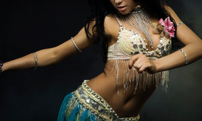 Goddess Fitness Dance - Multiple Locations: $15 for One Month of Unlimited Fun-and-Flirty Fitness Classes at Goddess Fitness Dance ($269 Value)