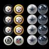 NFL Home vs. Away Billiard-Ball Set