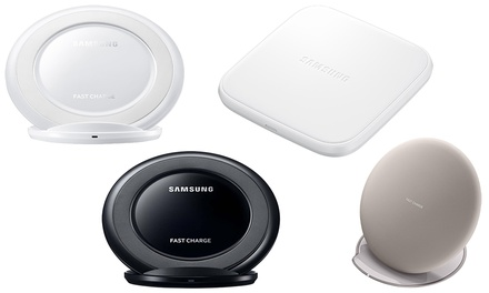 Samsung QICompatible Wireless Charger in Choice of Design