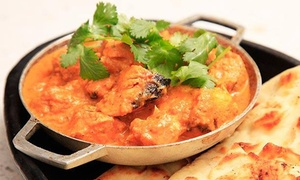 Darbar Lounge: Indian TakeawayDinner or Lunch for One ($10), Two ($19) or Four People ($35) at Darbar Lounge (Up to $74 Value)