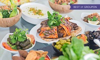 Iftar Buffet with Free-Flowing Soft Drinks at Hilton Abu Dhabi (Up to 49% Off)