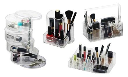 Acrylic Counter Storage Organizers