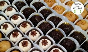 Formiga Dondoca – Brigadeiros Gourmet e Café: Formiga Dondoca – Asa Sul: 100 ou 200 brigadeiros gourmet