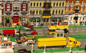 Brick Fest Live LEGO Fan Festival: LEGO Convention: Tickets to Brick Fest Live on October 8 or 9