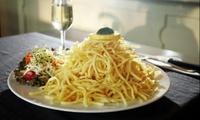 3-gangen steppegras menu bij De Kloostertuin vanaf 14€
