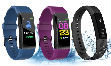 Touchscreen Activity Tracker with GPS Function & HR ($24.95) or Colour Touchscreen Activity Tracker with HR ($29)