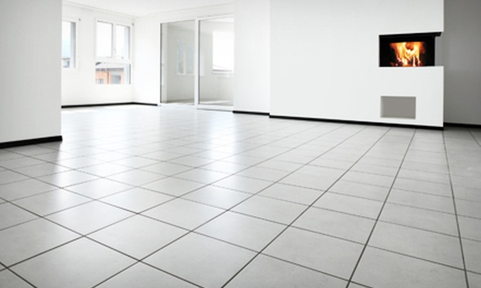 Castle Cleaning Systems - Nashville: 100, 200, or 300 Square Feet of Tile and Grout Cleaning from Castle Cleaning Systems (Up to 75% Off)