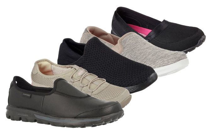 617b28fd0b6 Up To 35% Off Women's Skechers Sneakers   Groupon