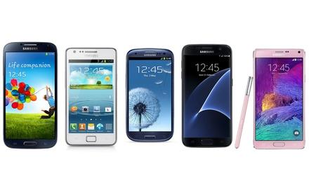 Samsung Galaxy o Note ricondizionati disponibili in vari modelli da 49 € con spedizione gratuita