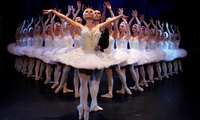"""2 Tickets für """"Schwanensee"""" aufgeführt vom Klassischen Russischen Ballett in 22 Städten (bis zu 58% sparen)"""
