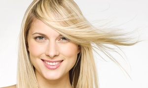 Mirabella Hair Design: Salon Services at Mirabella Hair Design in Tempe (Up to 61% Off). Three Options Available.